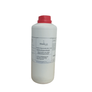 sodium Hypochlorite Min 11,5%