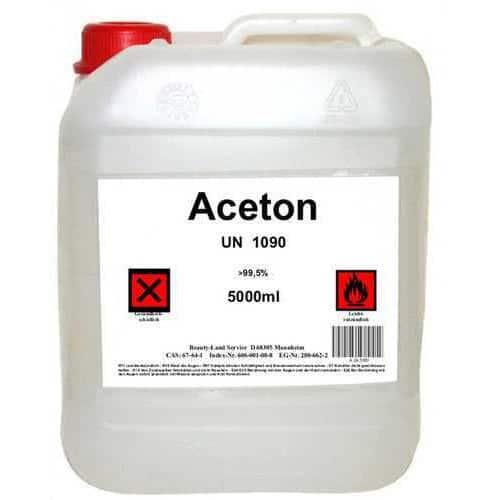 Acetone 2,5Lt