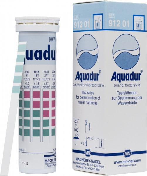 AQUADUR test sticks